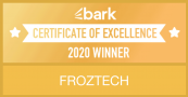 certificate for seo and web design froztech